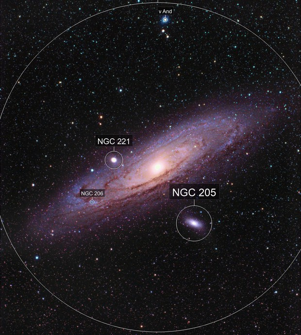 M31_Galaxia de Andromeda