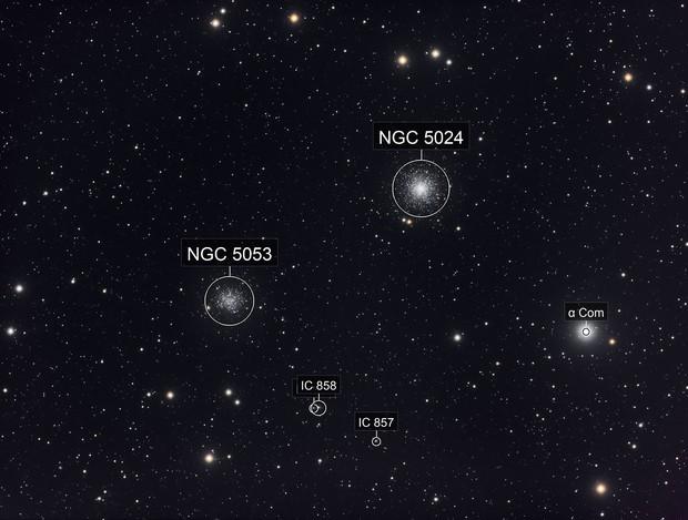 M53 Globular Cluster