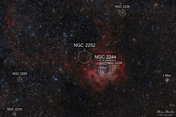 NGC2237 Rosetta Nebula