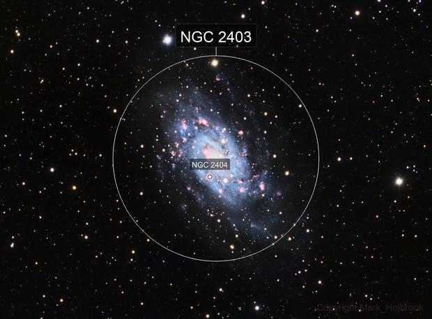 NGC 2403 HaLRGB