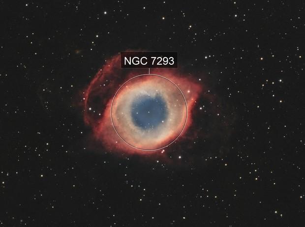 Ngc7293-nébuleuse de l'hélice