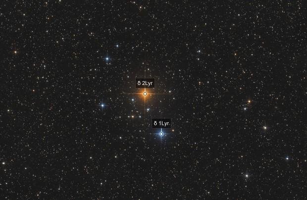 Stephenson 1 - Delta Lyrae Cluster