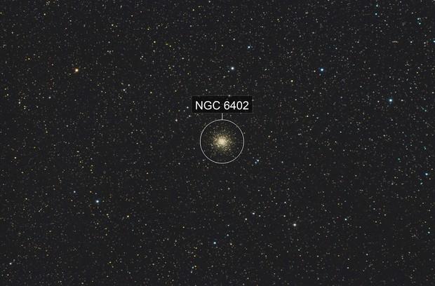 M 14 - NGC 6402
