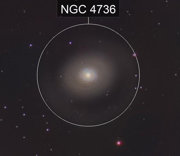 M94, The Cat's Eye Galaxy