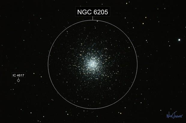 M-13 Hercules Globular Cluster