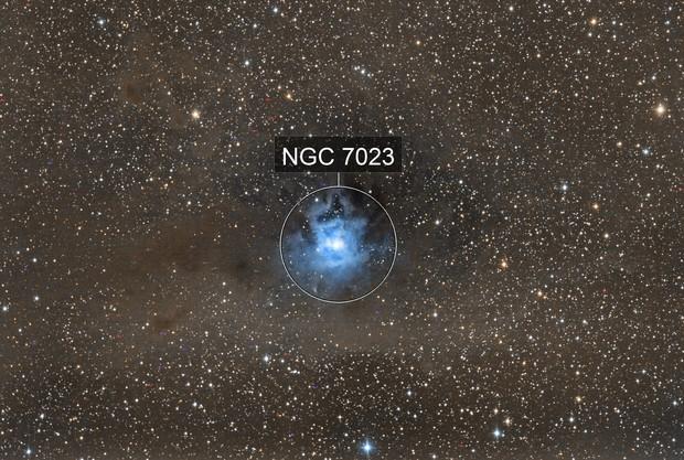 Iris Nebula
