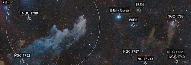IC2118 & NGC 1788