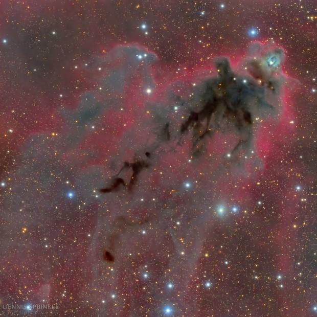 LDN 1622 - Boogie Man Nebula