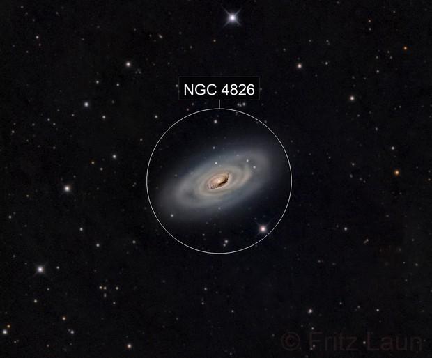 M64 - The Black Eye Galaxy