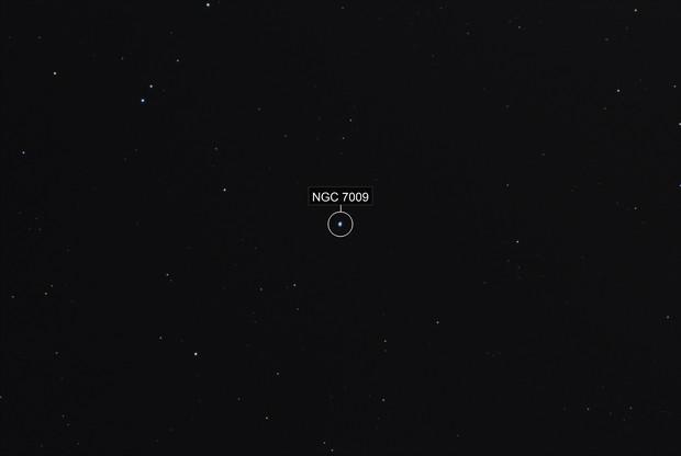 Saturn Planetary Nebula