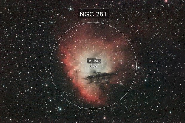 NGC 281 PacMan again