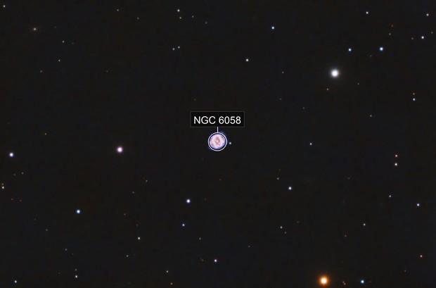 NGC 6058
