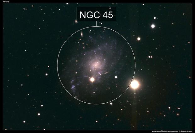 NGC 45