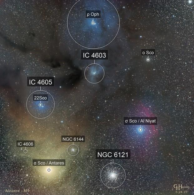 Antares - M4