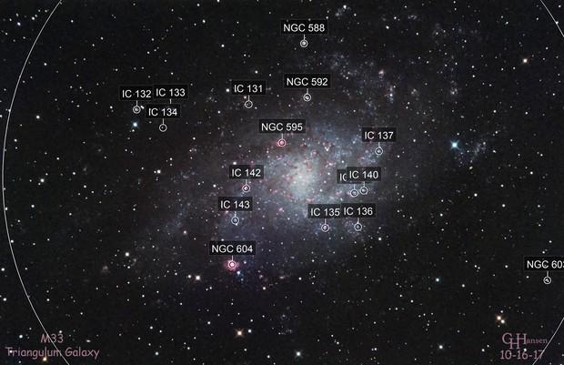 M33 - Triangulum Galaxy