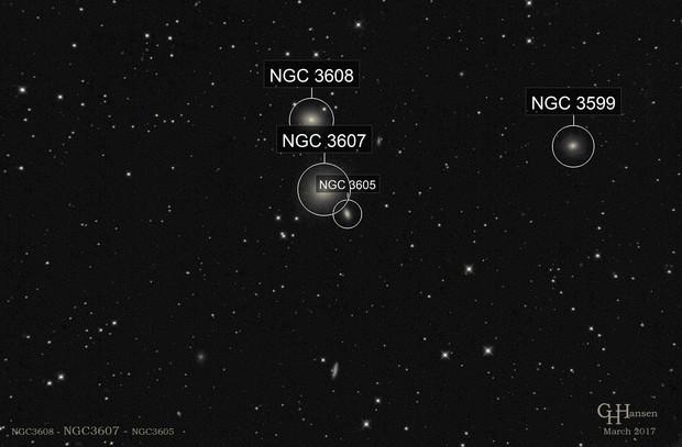 NGC3607-NGC3608-NGC3605