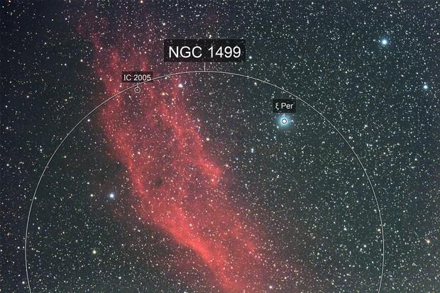 NGC1499 California