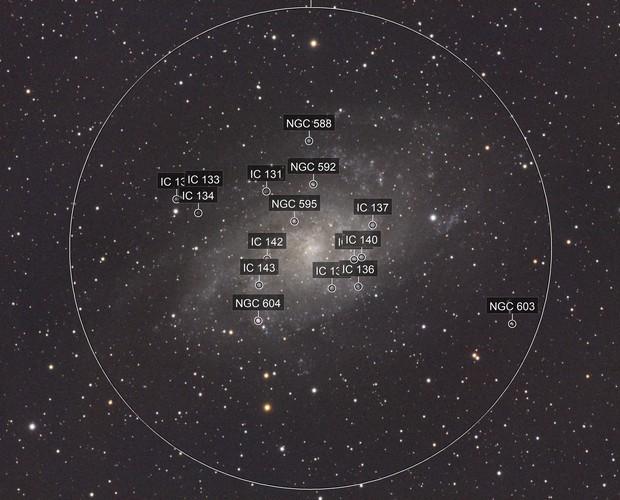 "M33 - A Full Moon ""Moonraker"" Test Run"