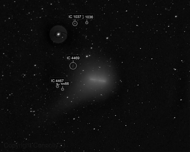 Comet Johnson (C2015 V2)
