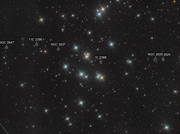 M44 -  Praesepe