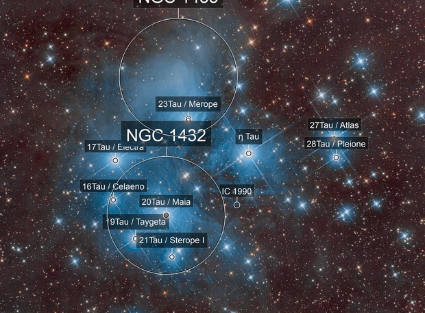 Pleiades-M45