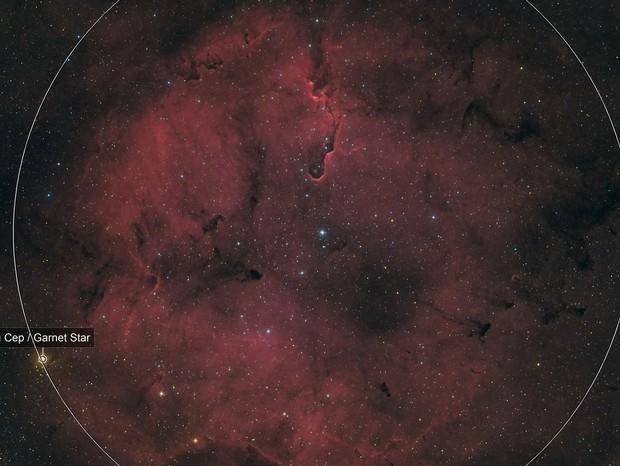IC 1396 HaRHaGB