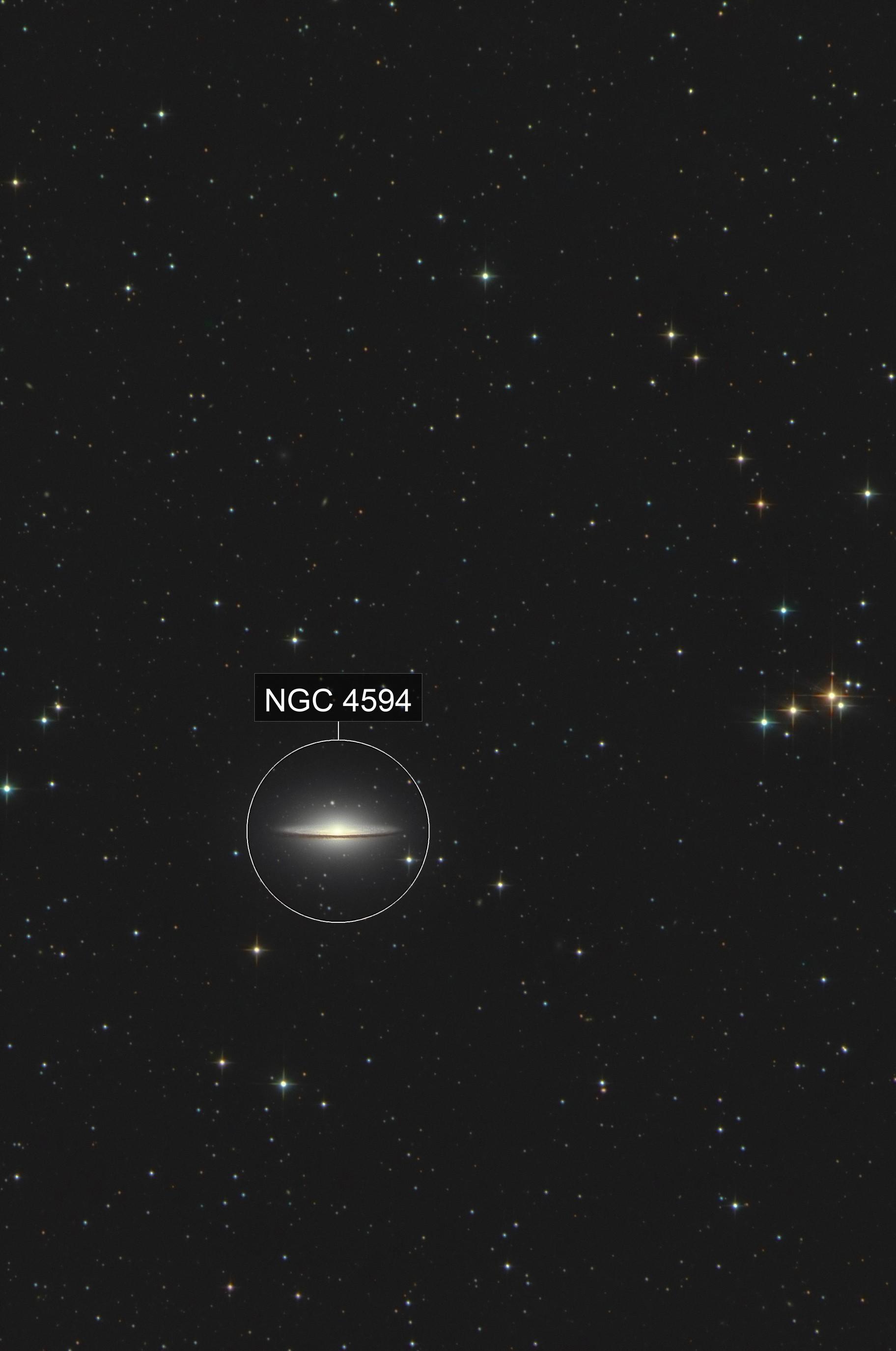 M104 , 2021