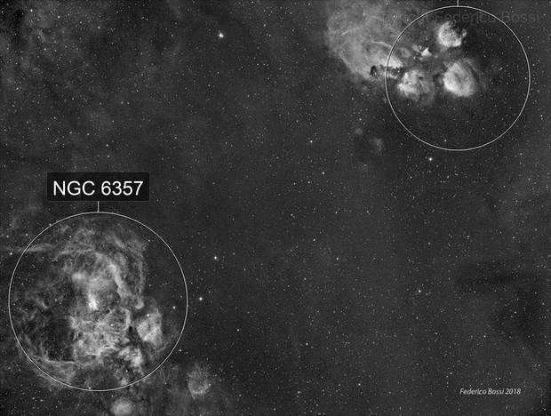 NGC 6334 6367
