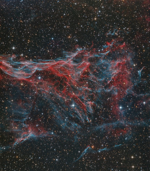 NGC 6979 Pickerings triangle
