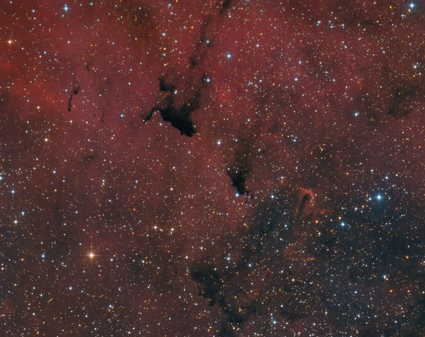 Barnard 163 - near IC 1396