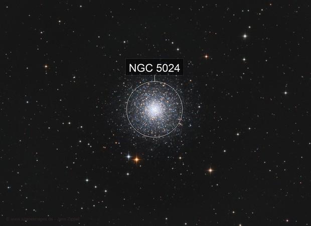 M 53 / NGC 5024