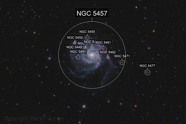 M101 – Pinwheel Galaxy – Apr 2020 v1