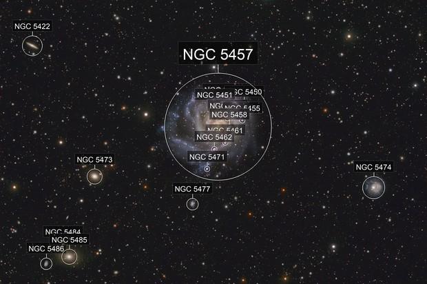 M101 area