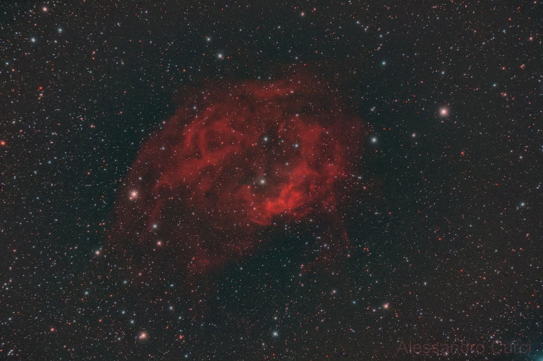 Sh2-261 – Nebulosa di Lower