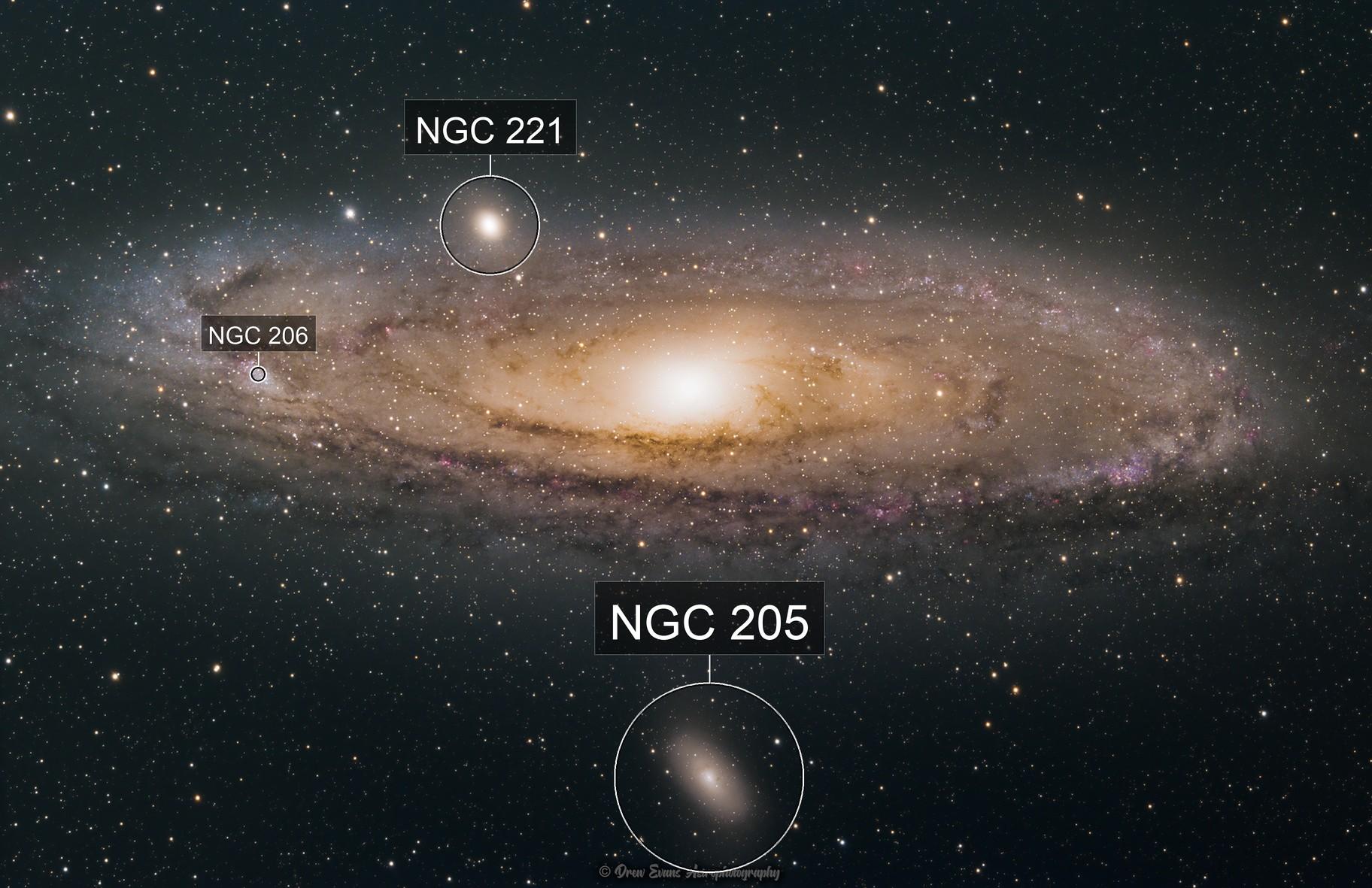 M31 - The Great Andromeda Galaxy