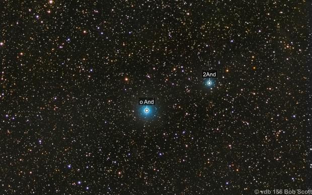 Vdb 156 in Andromeda / Lacerta