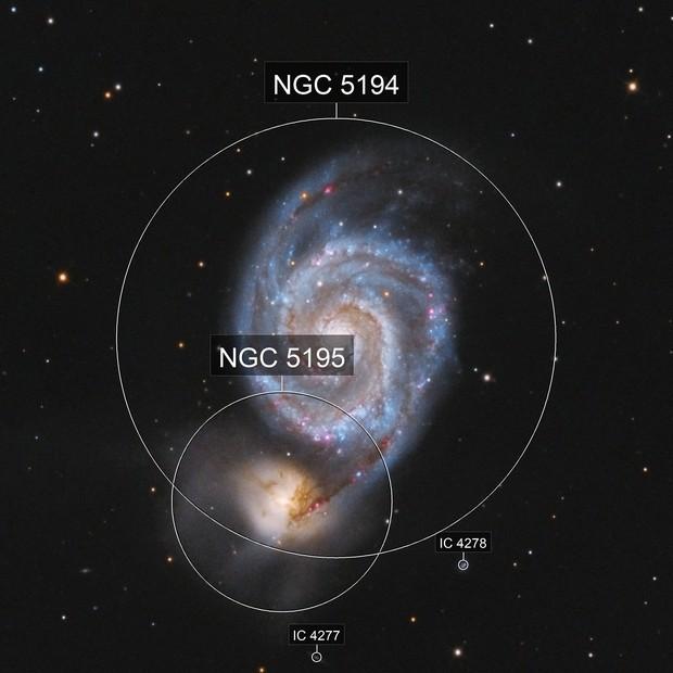 M51 Drizzle