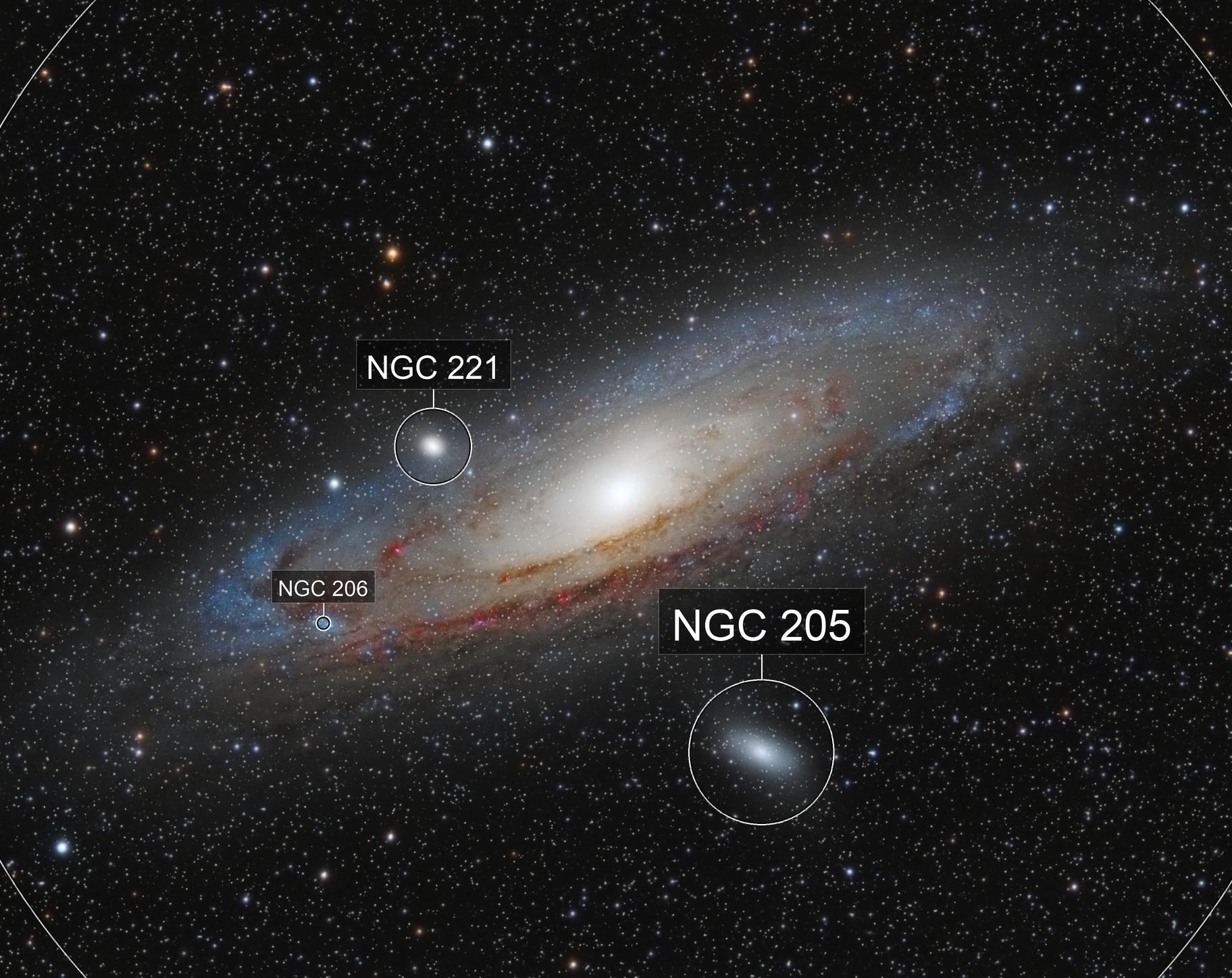 M31 LRGB 61EDPH