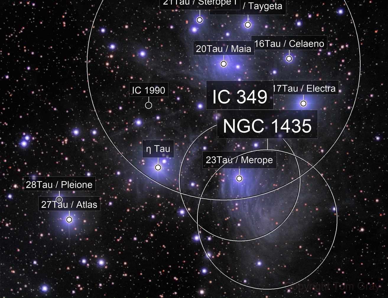 M45 - dusting off the Pleiades