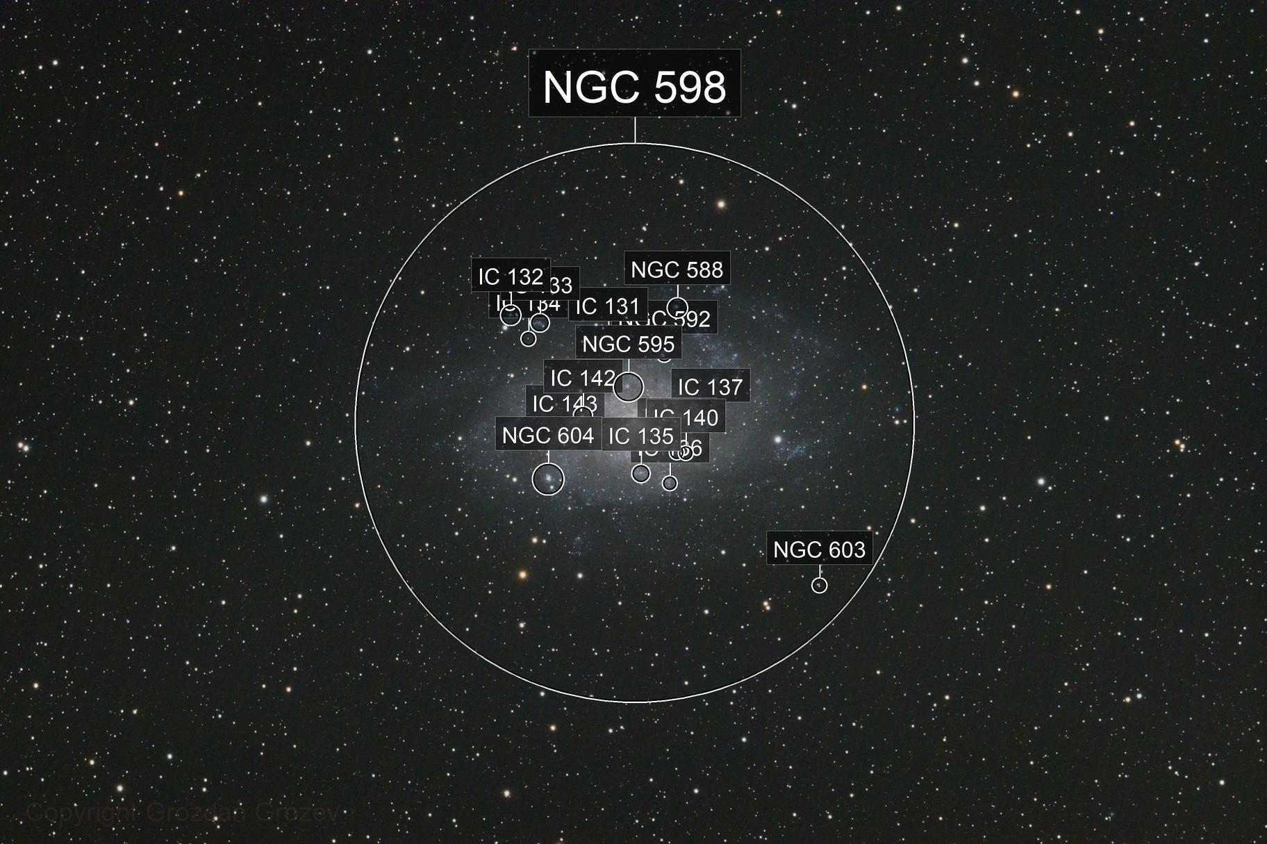 M33  (Pinwheel galaxy)
