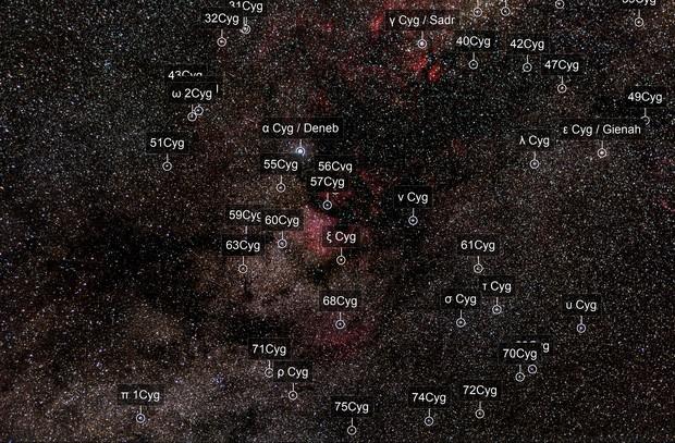 NGC 7000 Widefield