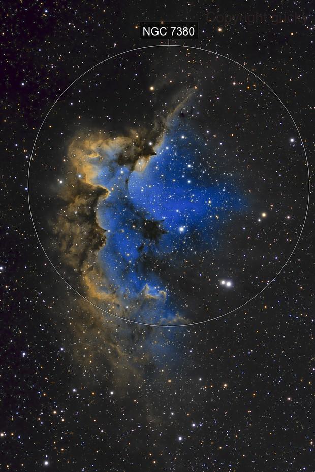 The Wizard Nebula