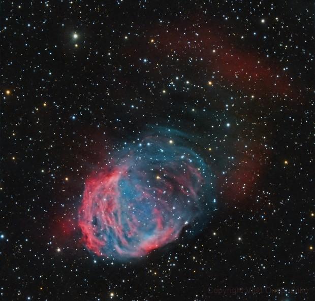 Abell 21. Medusa Nebula