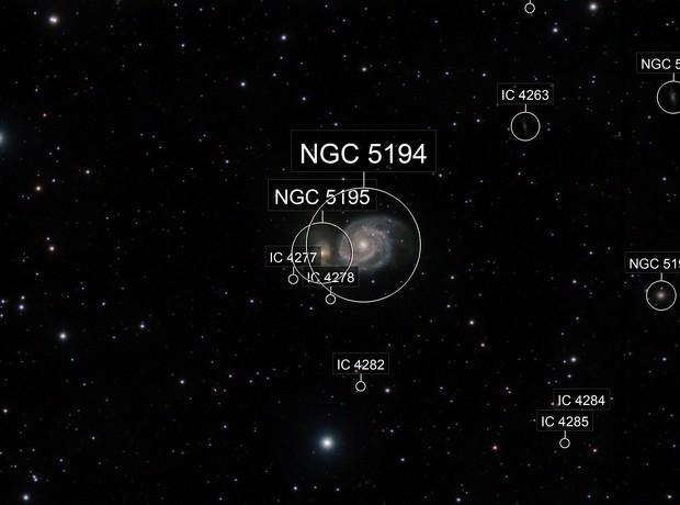 M51 - The Whirlpool Galaxy