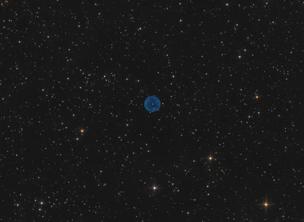 Abell 39 - Planetary Nebula