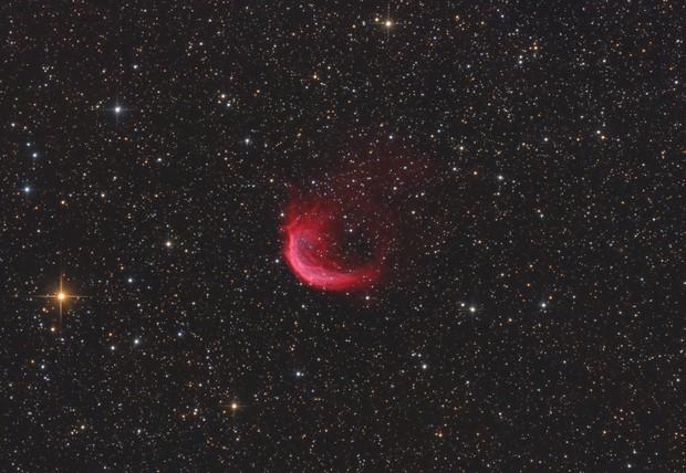 Sh2-188 Planetary Nebula
