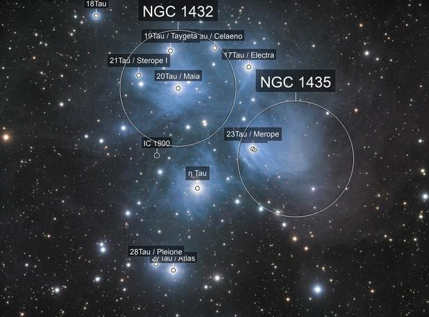"M45 ""The Pleaides"" (First LRGB)"