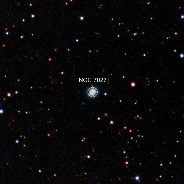 NGC 7027 Magic Carpet CCD versus CMOS issues