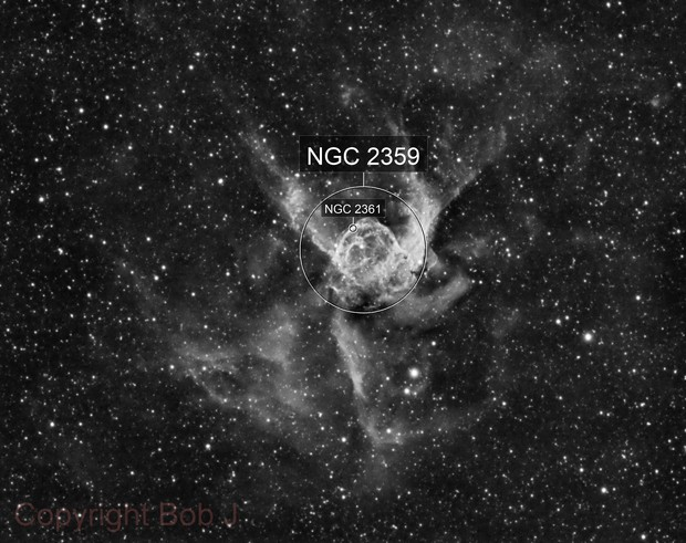 Thor's Helmet- NGC2359