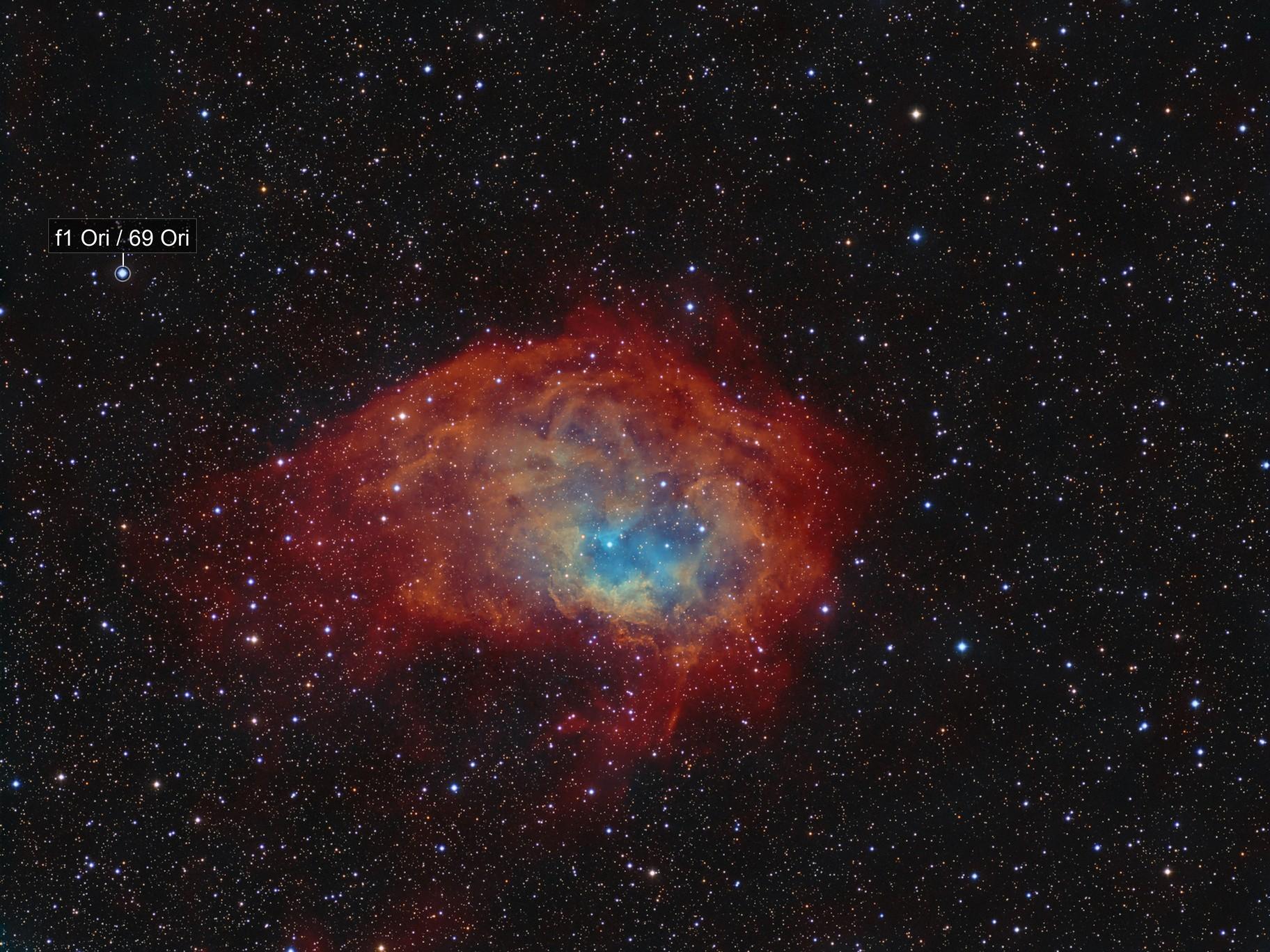 Lower's Nebula Sh2-261